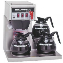 Three Station Automatic Brewer