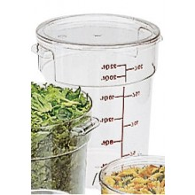 22 Quart Round Storage Container