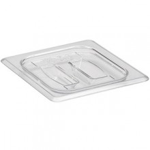 "6 3/8"" x 6 15/16"" Sixth Size Camwear® Food Pan Cover with Handle"