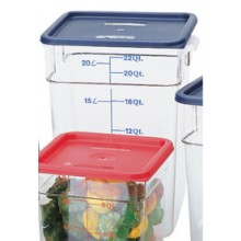 22 Quart CamSquare® Food Storage Container