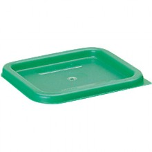 2 or 4 Quart Green Lid for CamSquare® Food Storage Container