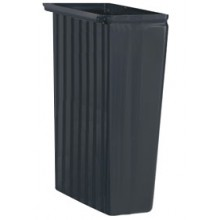 11 Gallon Trash Bin for Large Bus Cart