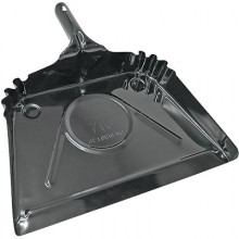 "16"" Metal Dust Pan"