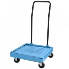 E-Z Glide™ Rack Plastic Dolly with Handle