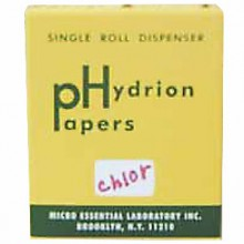 Beer/Clean® Bar-Sink Test Strips for Rinse - 15 Foot Roll