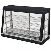"47.5L"" x 20.5""W x 31.25""H 1500  Heated Display Case"