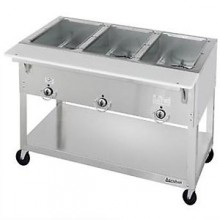 3 Opening Aerohot® Portable Electric Hot Food Unit with Exposed Elements