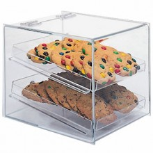 "10"" W x 12"" D x 10"" H Cookie Display Case"