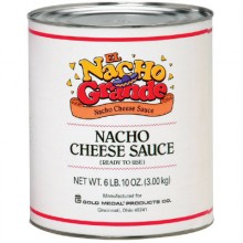 Nacho Cheese Sauce for Chip 'n Cheese Nacho Combo Warmer
