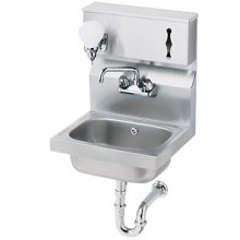 20 Gauge 304 Series Stainless Steel Complete Hand Sink System
