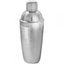24 Oz. Deluxe 3-Piece Polished Shaker