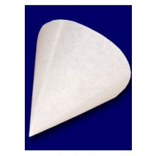 Filter Paper for Disposable Filter Cone - 50/box