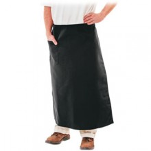 "28"" x 34"" Side Pocket Poly-Spun Ultra Durable Bib Apron"