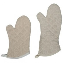Terry Oven Mitts