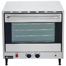 4 Pan Half Size Rack Countertop Convection Oven