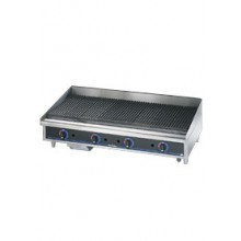 "15"" W Star-Max™ Heavy-Duty Lava Rock Charbroiler"