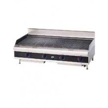 "48"" W Star-Max™ Heavy-Duty Lava Rock Charbroiler"