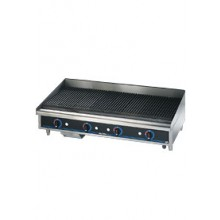 "15"" W Star-Max™ Heavy-Duty Radiant Gas Charbroiler"