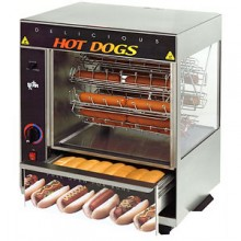 "19 1/2"" W Full Size Broil-O-Dog"