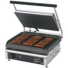 Smooth Large Grill-Express™ Panini Grill