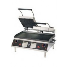 Grooved Double Grill-Express™ Panini Grill