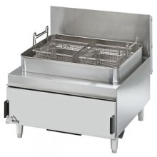 30 Lb. Capacity Gas Counter Fryer