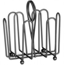 Black Jelly Packet Rack