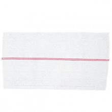 Absorbent, Non-linting, Herringbone Striped Towel