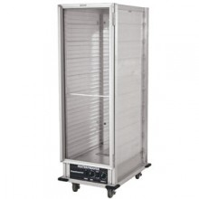 Clear Door Non-Insulated Heater/Proofer Cabinet