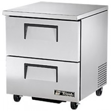 """27 5/8"""" W 6.5 Cubic Ft Two Drawer Undercounter Freezer"""
