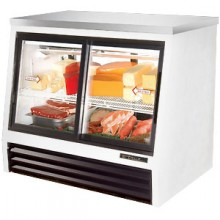 "48"" W 17 Cubic Ft Four Door Counter Height - Self Serve"