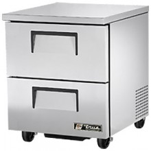 """27 5/8"""" W 6.5 Cubic Ft Two Drawer Undercounter Refrigerator"""