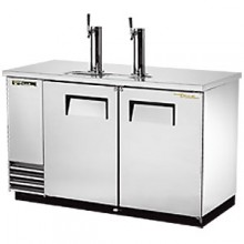 """59"""" Wide Direct Draw Draft Beer Dispenser - Stainless Steel"""