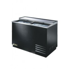 """50"""" Wide Glass Froster - Black"""