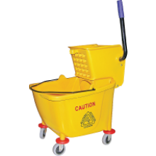 Update International 36Qt. Complete Mop Bucket & Wringer