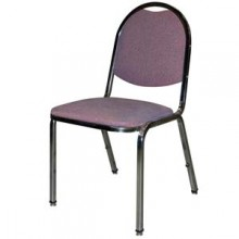 Round Back Stack Chair