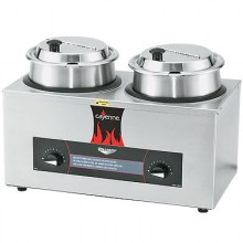 Rethermalizer with Soup Kit