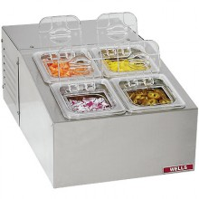 Refrigerated Counter Top Server