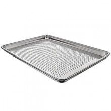 Half Size 18 Gauge Perforated Aluminum Sheet Pan