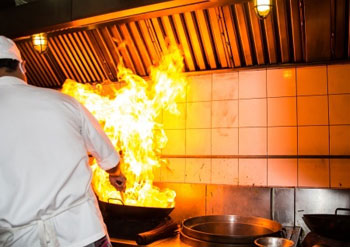 Preventing Food Service Related Injuries