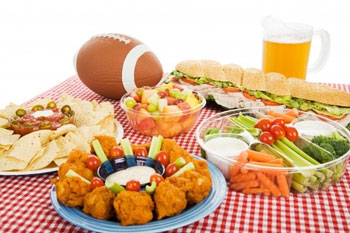 Delicious Appetizers and Finger Foods for your Super Bowl Party